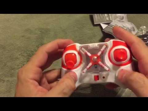 nano drones target