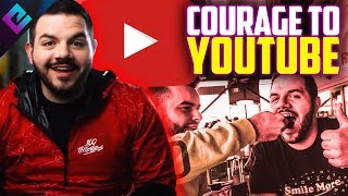 100 Thieves CouRageJD Joins YouTube Gaming NOT Mixer