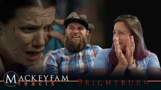BRIGHTBURN - Red-Band Extended Diner Scene- REACTION and REVIEW!!!