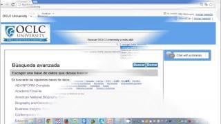WorldCat Discovery Services -Herramienta de Descubrimiento de OCLC