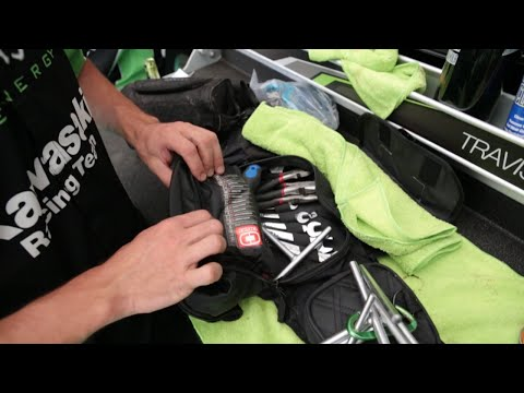 In The Bag | Monster Energy Kawasaki's Travis Parry | TransWorld Motocross