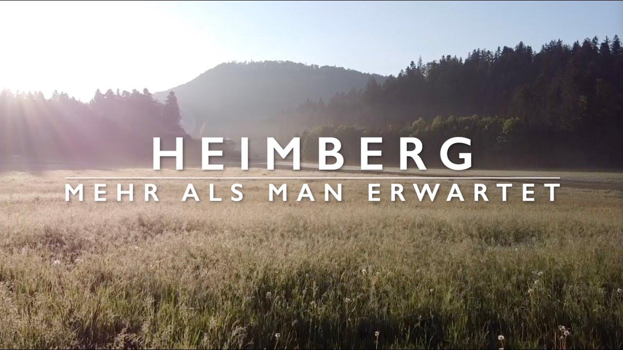 Heimberg - mehr als man erwartet
