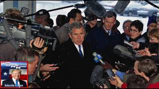 Bush Bullied and Defanged the Media to Sell the Iraq War, From YouTubeVideos