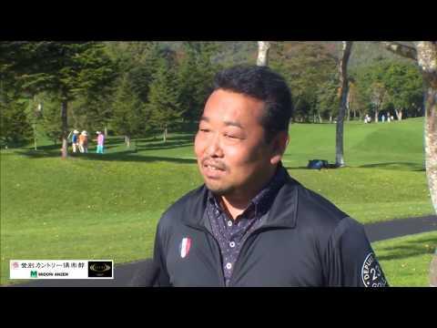 第19回 PGAティーチングプロ選手権大会 三瓶謙治プロインタビュー