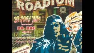 DJ DR. DRE - 20 FOE 7UM ROADIUM SWAP MEET MIX TAPE COMPTON