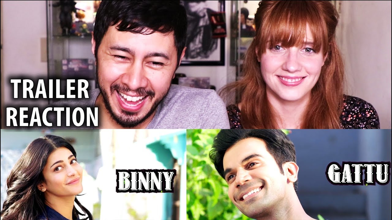 Download BEHEN HOGI TERI | Rajkummar Rao | Trailer Reaction w/ Megan Aimes!
