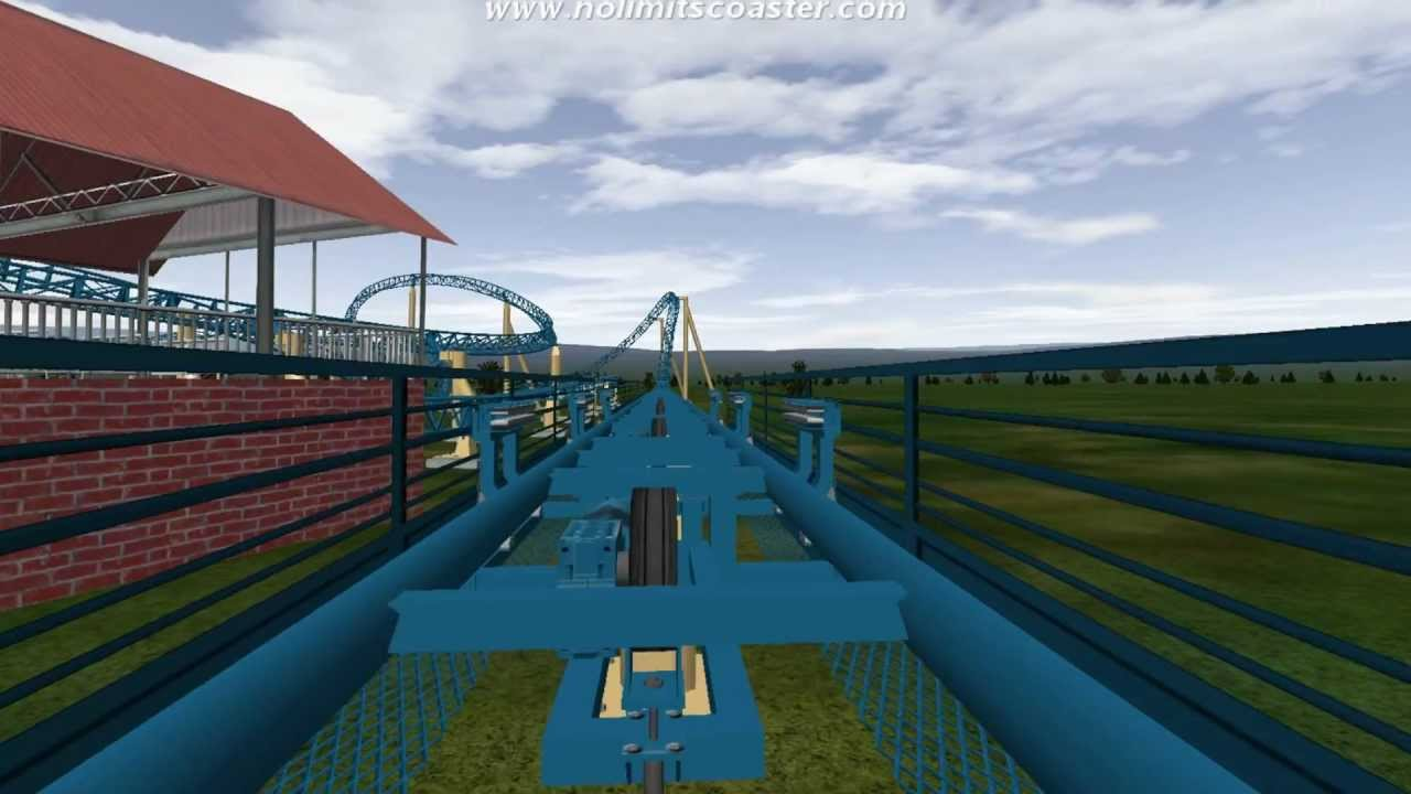 how to build a roller coaster youtube