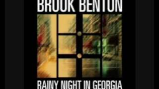 BROOK BENTON~RAINY NIGHT IN GEORGIA