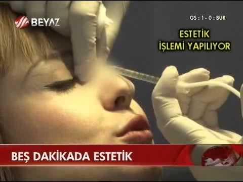 Op  Dr Mustafa Ali YANIK Ameliyatsız Burun Estetiği