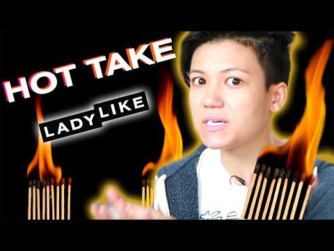 Jen Reveals Her Unpopular Opinion • Hot Takes • LadyLike