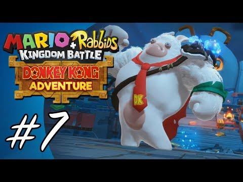 Donkey Kong Adventure #7 (Mario + Rabbids: Kingdom Battle DLC)