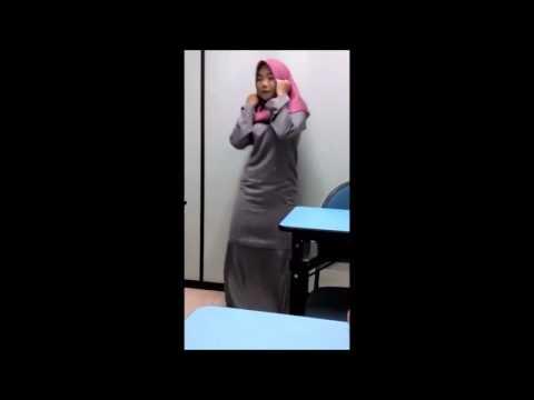 Video Jilbab Goyang Hot Menggoda