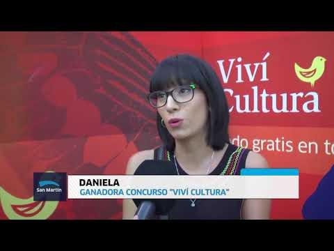 Con un show gratuito y al aire libre, Onda Vaga le cantó a San Martín