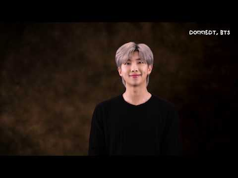 [CONNECT, BTS] Secret Docents of 'New York Clearing (2020)' by RM @ New York