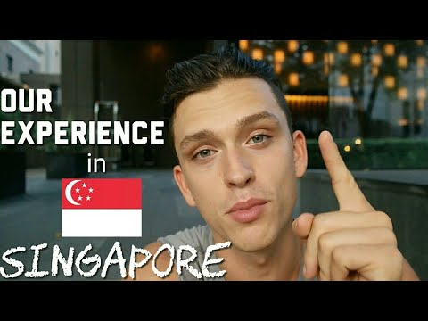 Travel to Singapore / My Feelings about our time here