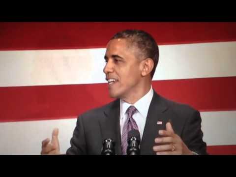 "President Obama addresses the ""I'm not a scientist"" deniers"