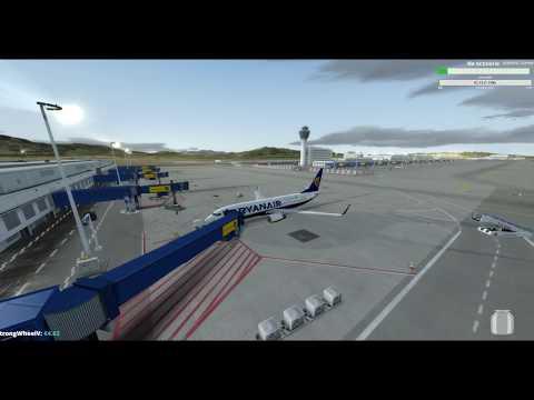 Prepar3Dv4  Eleftherios Venizelos International Airport (LGAV) ⇒ Warsaw Chopin Airport (EPWA)