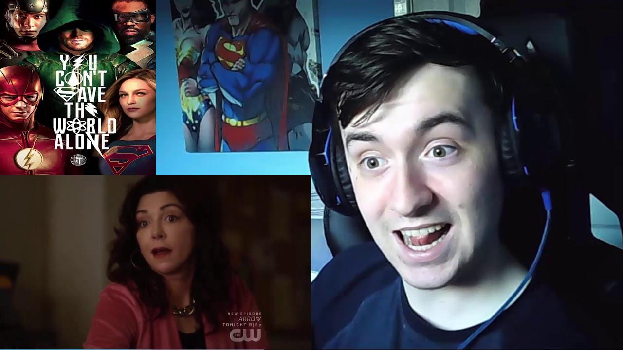 Download The Flash Season 6 Episode 3 'Dead Man Running' Reaction