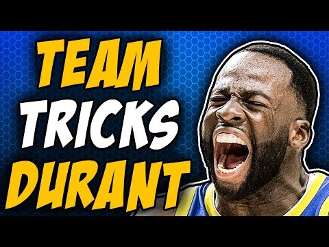 The Draymond Green Conspiracy Theory