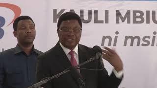 Gambar cover ''Katibu mkuu wenu tumemuondoa'' - Waziri Mkuu Kassim Majaliwa