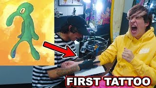 I GOT THIS TATTOOED ON ME (NOT CLICKBAIT)