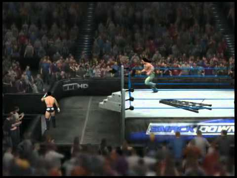WWE '12 Matthew Black EWO Reel
