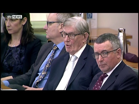 PM gives evidence to the Liaison Committee