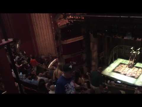 Hamilton Chicago - Balcony Seats