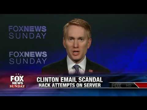 Senator Lankford Discusses Hillary Clinton Investigation on Fox News Sunday
