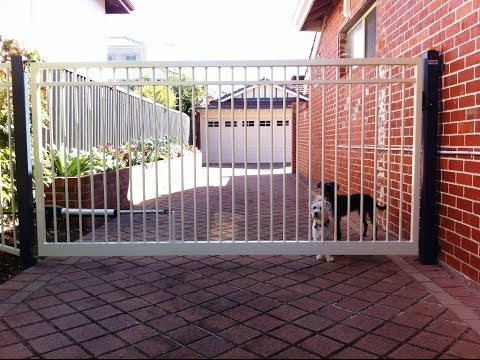 Automatic Gate Opener Installation From Youtube Free Mp3