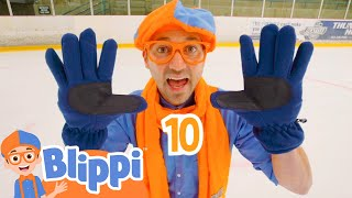 Learning In The Holidays With Blippi | 1 Hour of Blippi Educational Videos For Kids