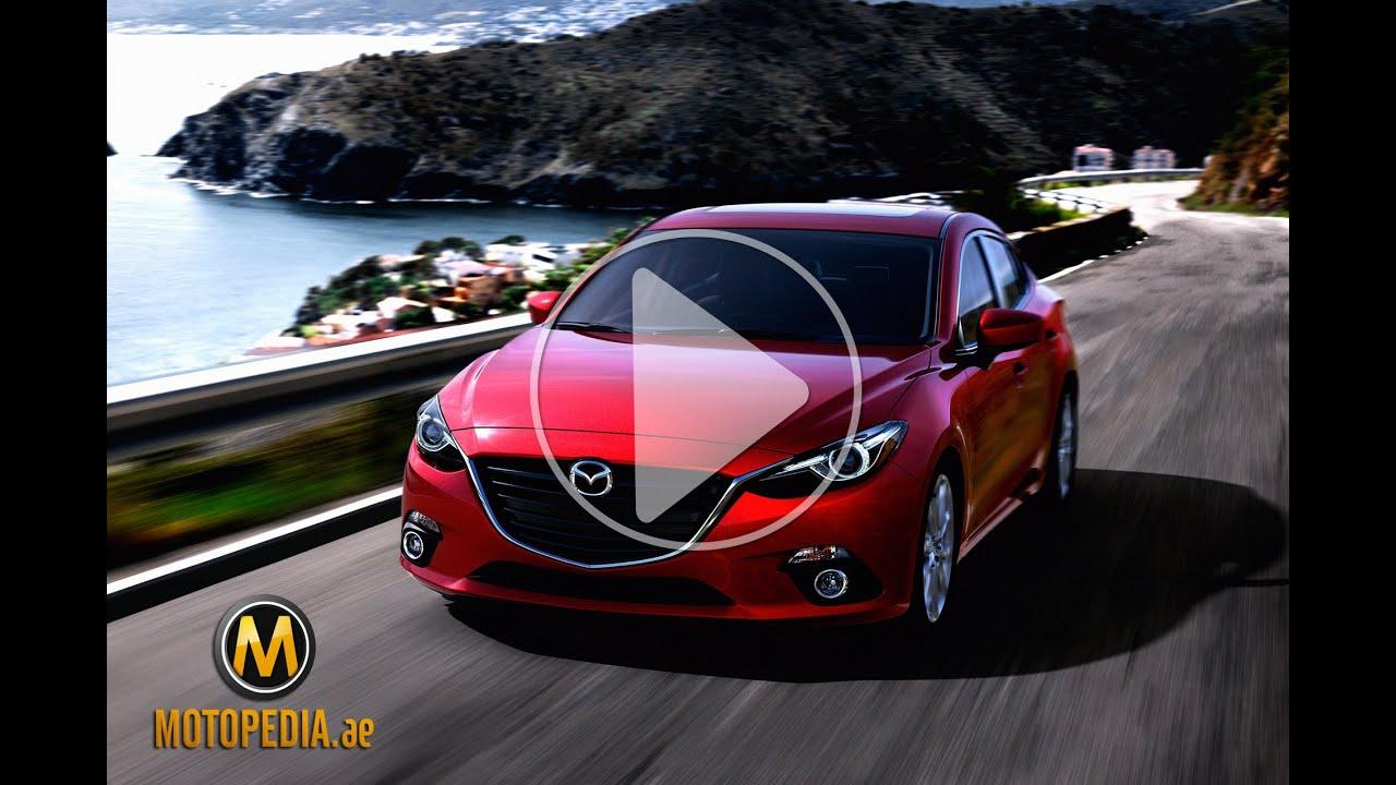 2014 Mazda 3 Review ????? ????? 3 2014 Dubai Uae Car Review By
