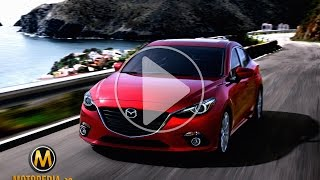 2014 Mazda 3 review -تجربة مازدا 3 2014 - Dubai UAE Car Review by Motopedia.ae