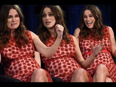 Keira Knightley Has Her First Child! - YouTube