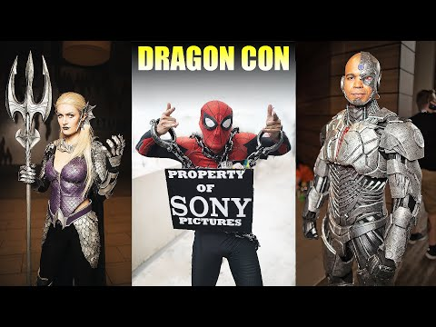 Dragon Con 2019 - Cosplay Music Video
