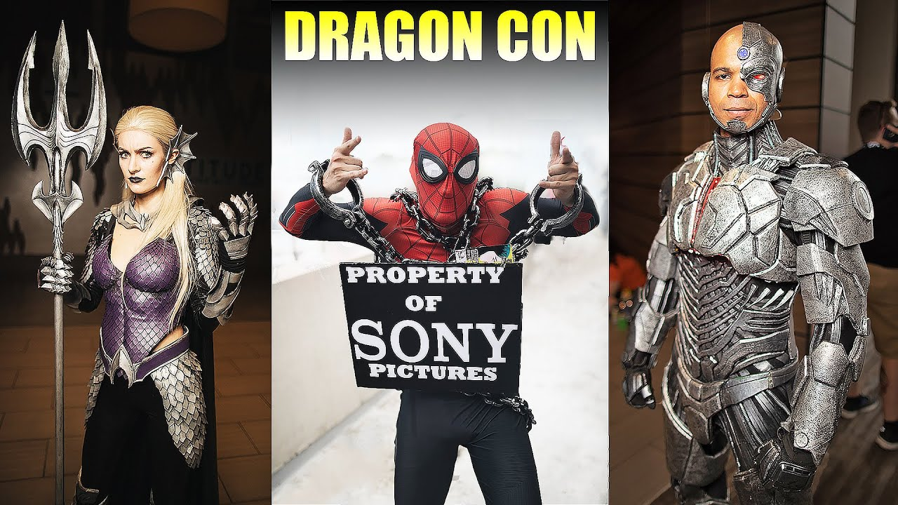 Download Dragon Con 2019 - Cosplay Music Video