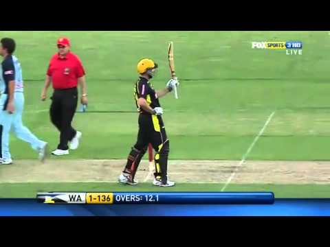 Shaun Marsh 85 (45) v NSW