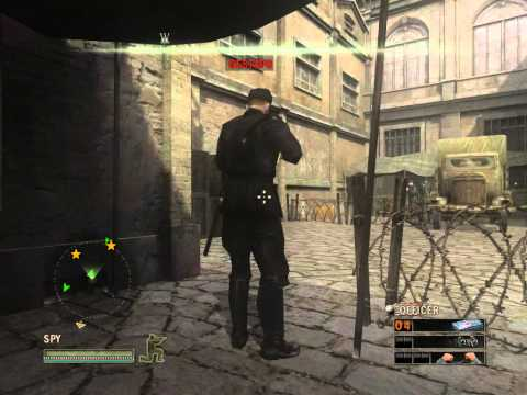 Commandos Strike Force:{Mission #11: CHECKMATE} HARD MODE