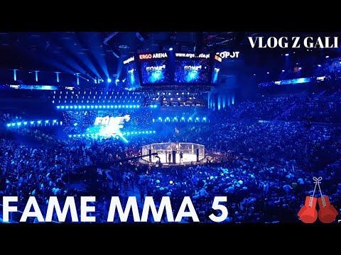 FAME MMA 5-VLOG Z GALI-FIFI SQUAD- #FAMEMMA5