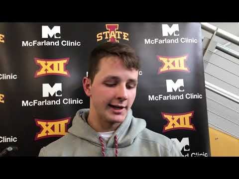 Dave Sprau - VIDEO: ISU Quarterback Brock Purdy