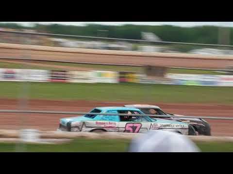 Pure Stock Heat - ABC Raceway 7/21/18