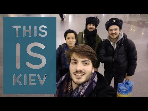 Vlog - This is Kiev