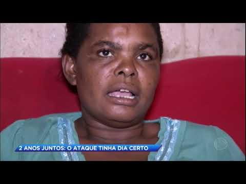 Mulher quase morre após ser espancada pelo marido