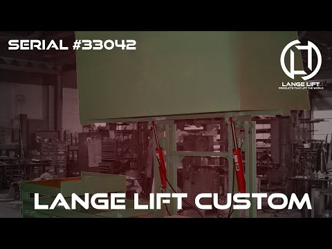 Wide Bucket Box Dumper with Loading Platform | 6,000 Pound Capacity