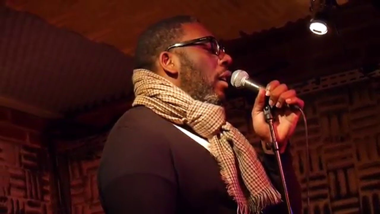 Marvin Parks live @ Sunset-Sunside Paris - 13.12.15