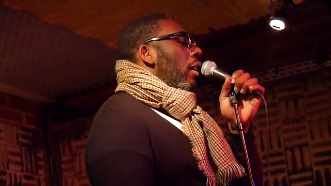 Marvin Parks live @ Sunset-Sunside Paris - 13.12.15