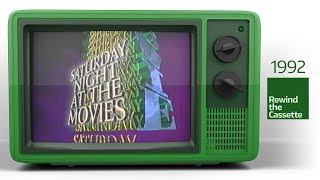 Nine Network - Saturday Night Movie Opener (December 1992)