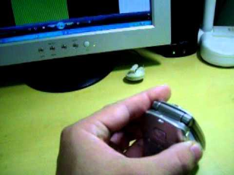 CELULAR SAMSUNG SPH-A880