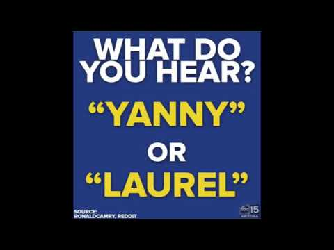 Yanny or Laurel Loop