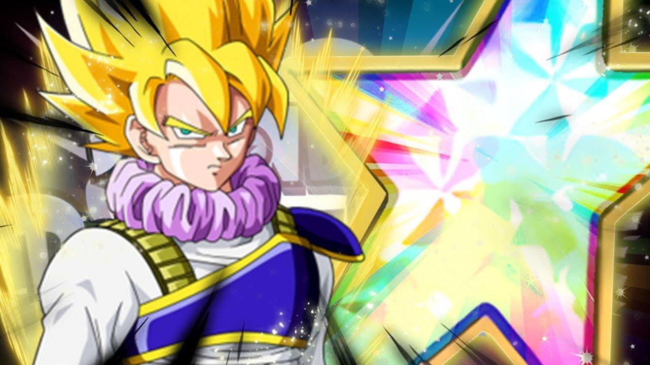 AMAZING NEW F2P UNIT THAT COUNTERS! 100% RAINBOW STAR YARDRAT GOKU! (DBZ:  Dokkan Battle)